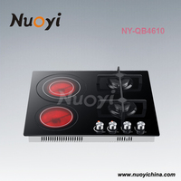 2018 new NG/LPG Gas and Induction Hob Cooktop with Safety Device