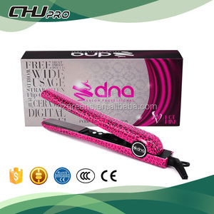 lockable hair straightener