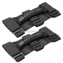 Jeep Grab Handles,2 Pack Kany Heavy Duty Unlimited Roll Bar Grab Handles Set
