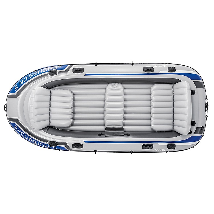 Intex 2018 Hot-sale 68324 68325 Excursion Sport Series Inflatable Fishing Boat Set