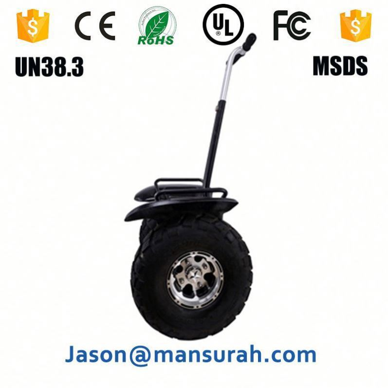 Leadway off-road one wheel Stunt Scooter covered motor scooter RM09D