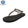 Flat Latest Fashion Wholesale China Cheap New Design Woman Lady Summer Custom Sandal