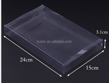 Gift Packaging Small Jewelry Packing Transparent Plastic Box Small Plastic Clear Pvc Box Buy Small Clear Plastic Display Boxes Pvc Electrical
