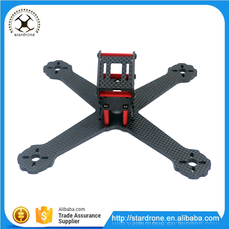 DIY Drone A255 130 150 190 Mini Quadcopter Carbon Fiber Frame