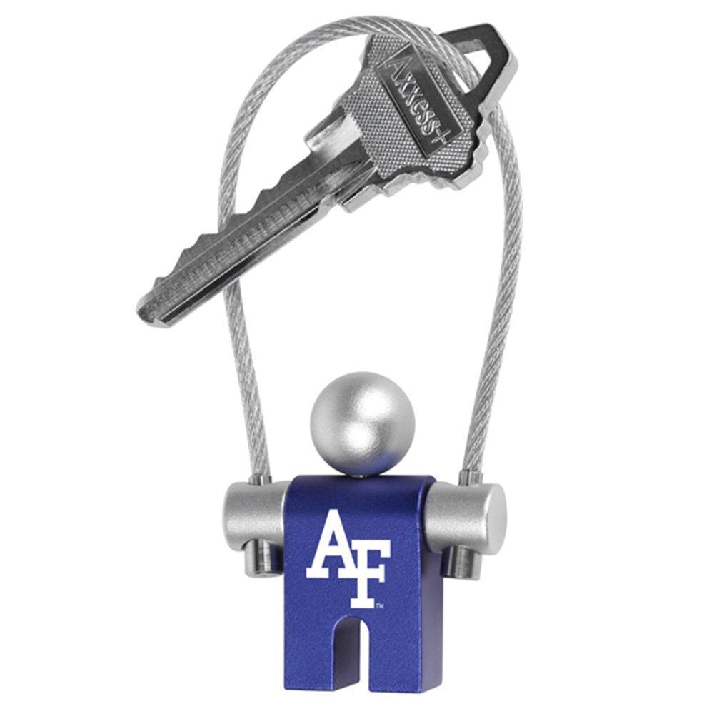 Air Force Academy Falcons Jumper Key Chain