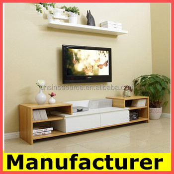 Living room lcd tv stand wooden furniture new model tv for New model living room furniture