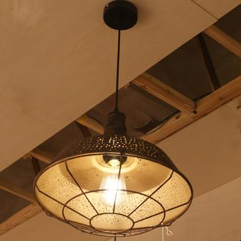 Vintage Pendant Lamp Shade Wire Frames Light Loft - Buy Vintage ...