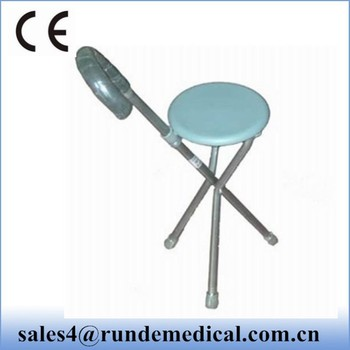 Three Legs Folding Walking Stick Seat Factory Buy