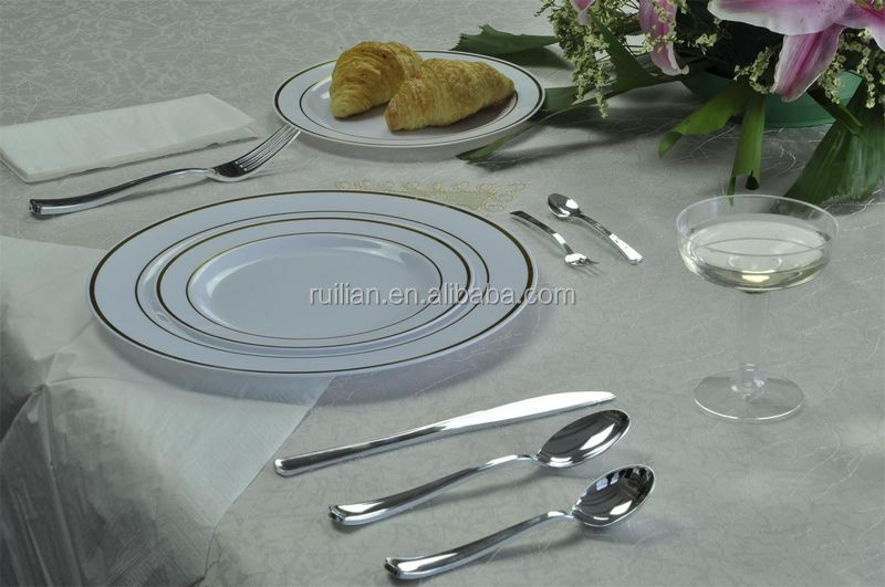 Decorative Plastic Plates Wedding Wholesale Plastic Plate Suppliers - Alibaba : plastic plates at wedding - pezcame.com
