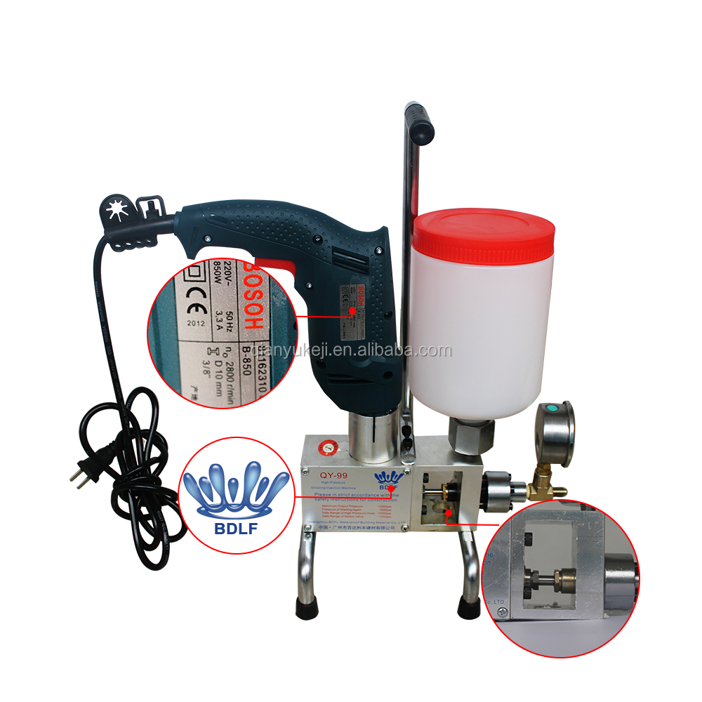 China wholesale high pressure concrete injection unit with good quality
