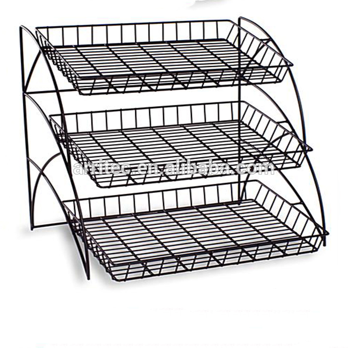 3 Sides Wire Display Rack 3 Sides Wire Display Rack Suppliers And
