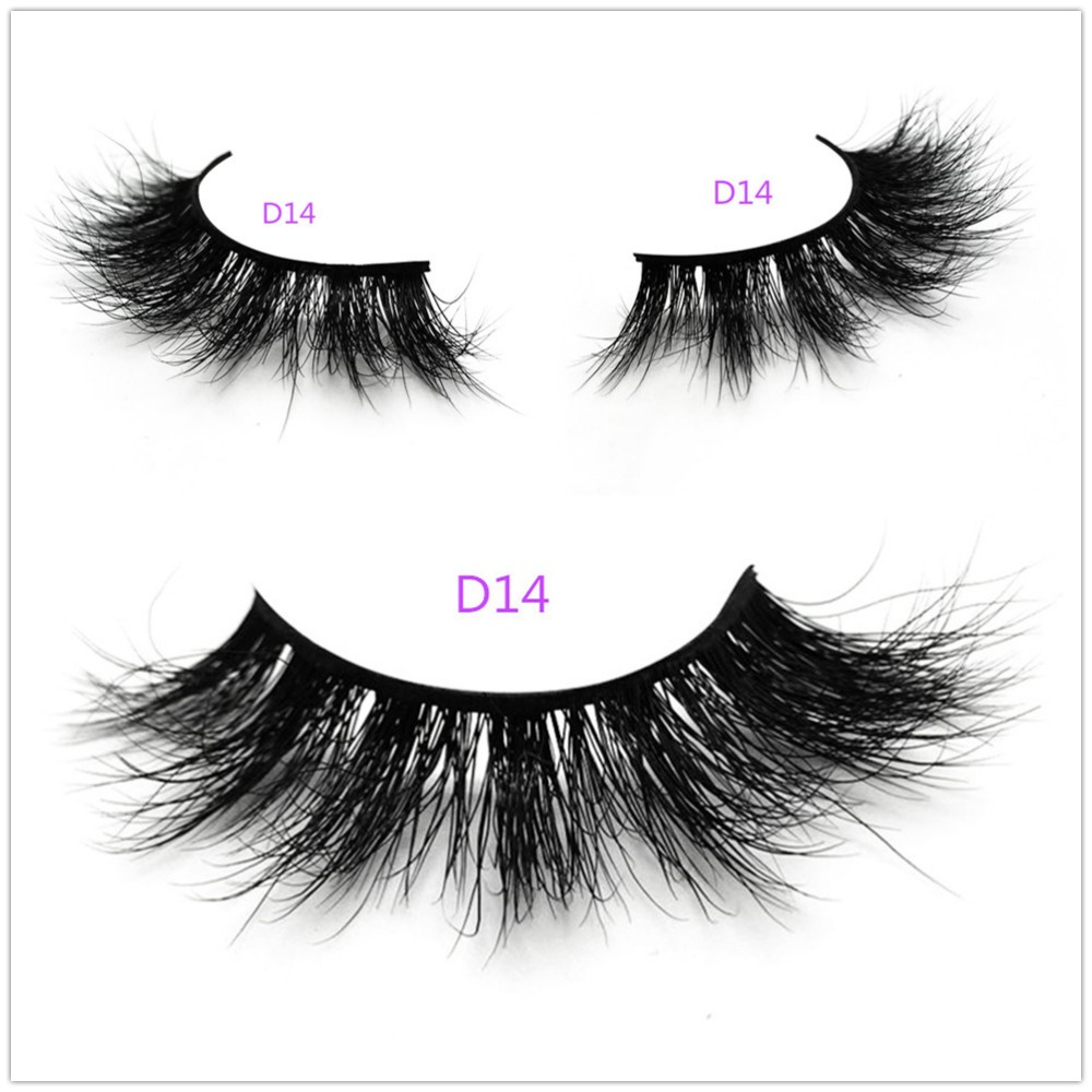 d17 private lash label false eyelash wholesale custom packaging