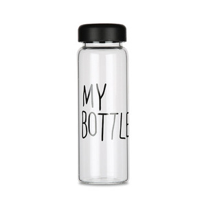 New hot fashional my brand plastic water bottle sports bottle private label 500 ml water bottle