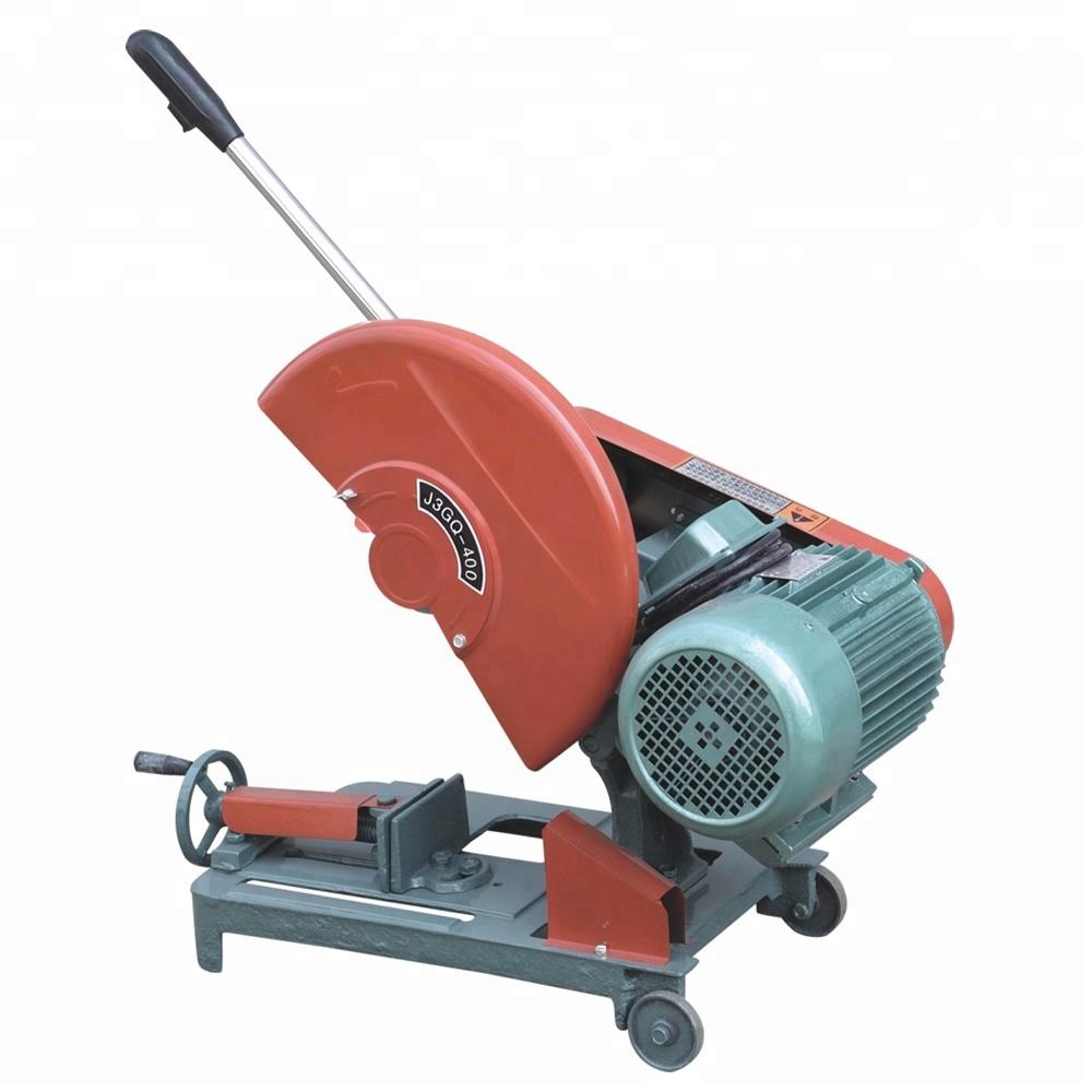 Heavy Duty Metal Cutting 4 HP 16 Inch Tool Electric Cut Off Saw
