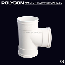 PVC Drainage fitting Equal Tee
