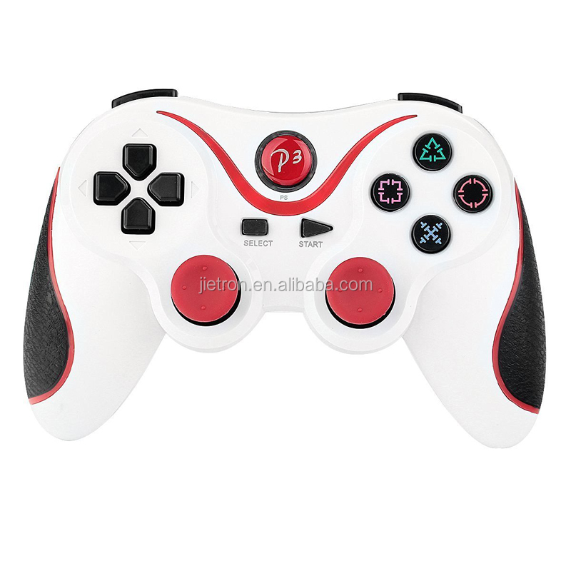 Wireless Controller with Analog Triggers For PS3