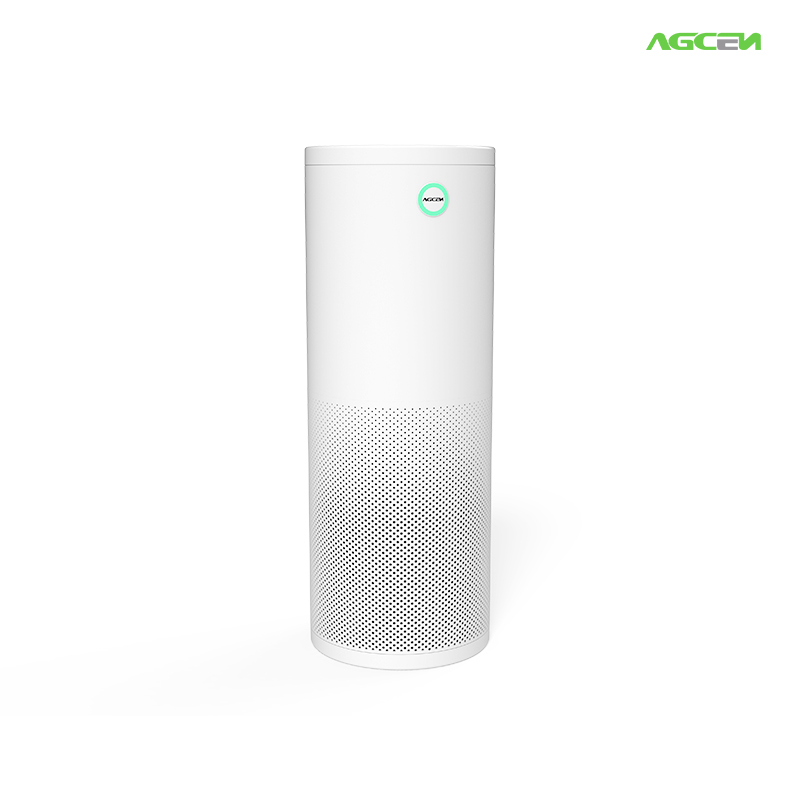 beautiful design personal ionic air purifier for fresh salad