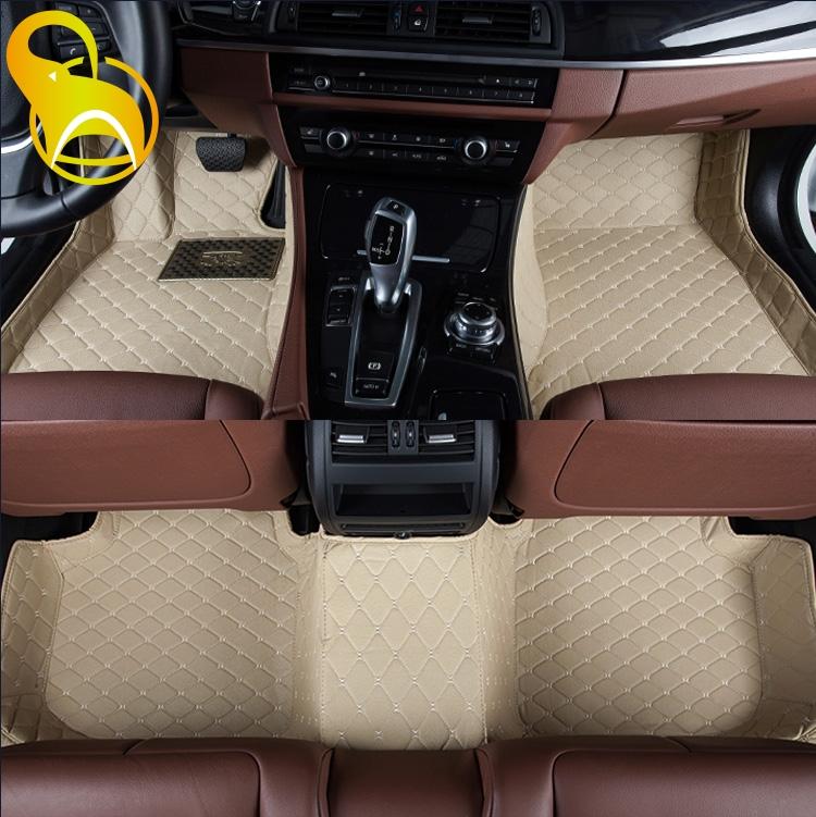 7d Luxury Car Floor Mats Michaelieclark