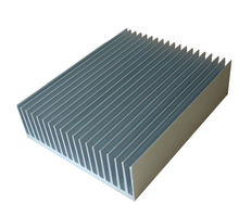 Cheapest factory price anodized extruded aluminum heatsink