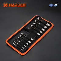 Professional Medium Carbon Steel 3-16MM 12pc Hollow Punch Set