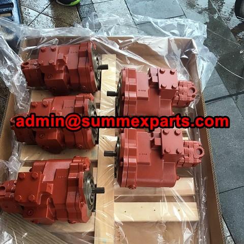 Главный гидравлический насос Nachi PVD-1B-32P China Linde HPV105 Cat 320D 320C для экскаватора Sumitomo Hyundai Hitachi EX60-1 EX100