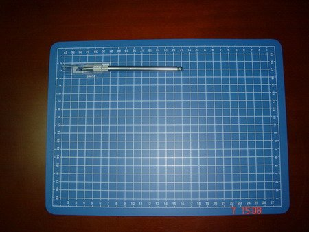 Blue Pvc A4 Cutting Mat