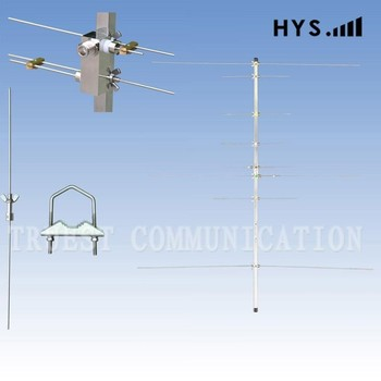 High Gain 11 15dbi Dual Band For 2m/70cm Yagi Fm Antenna  Tcdj-m-9 5/11-145/435vb - Buy Yagi Fm Antenna,High Gain Antenna,433mhz Yagi  Antenna Product