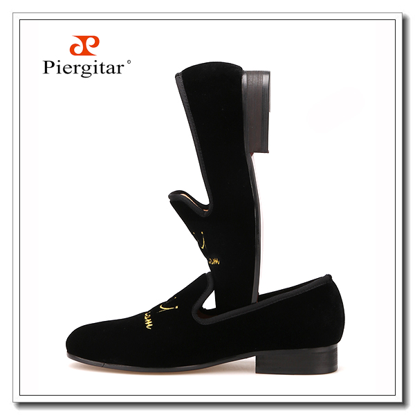 velvet men wholesale for dress footwear china shoes black dqwOTId