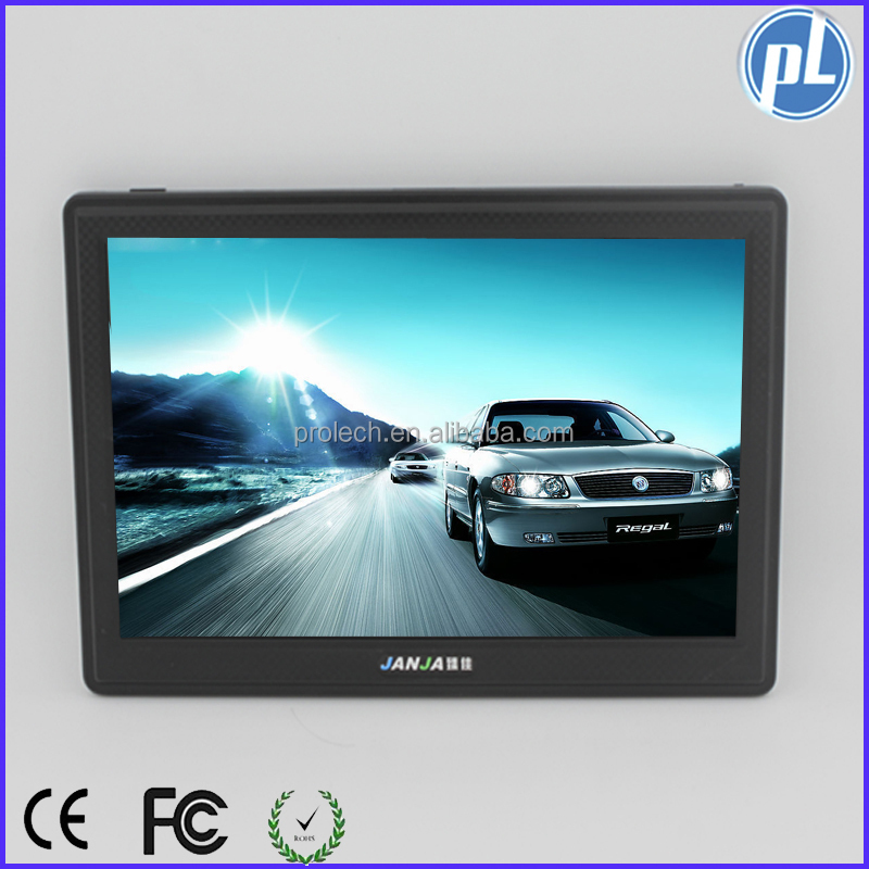 Made by china Estonian car Gps navigation 7inch touch screen 8G flash car navigation mp3/mp4 players gps navigator