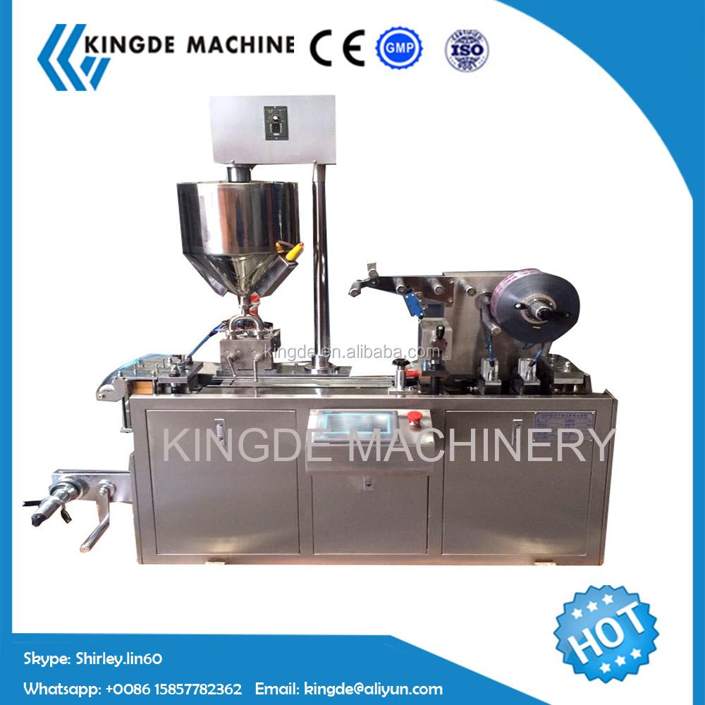 Factory price mini automatic filling packing machine,margarine machines