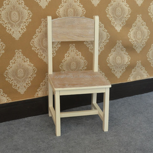 Modern Style Simple Solid wood Child KD Chair