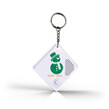 Promotional Personal custom music keychain song custom keychain