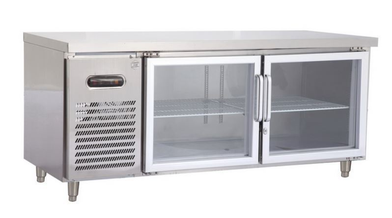 Popular And Great Ice Cream Counter Refrigerators