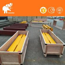 Machinary 5 Ton Single Girder Workshop Overhead Crane Drawing With Ce