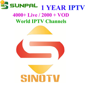 Best Selling IPTV Subscription for US USA Canada North American Market with Arabic and European English Canadian IP TV Channels