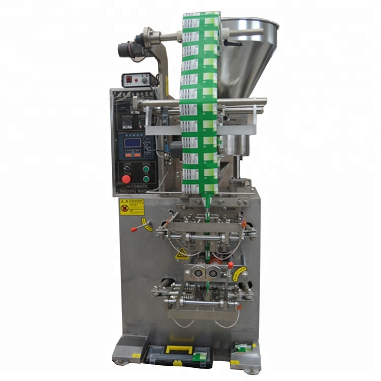 vertical <strong>packing</strong> machineYB-150K Vertical FFS Automatic Volumetric cup filler 50g beans packaging machine