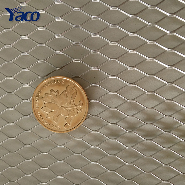 Free sample service Diamond Wire Mesh Raised Expanded Metal