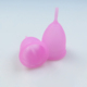 Plastic best menstrual cup reviews Classic Type