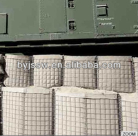 Welded Wire Mesh Panel Used For Explosion-Proof Network