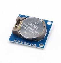 The Tiny RTC I2C modules 24C32 memory DS1307 clock RTC module with battery