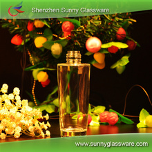 New Arrival Fancy Highball Clear Olive Oil Glass Bottle