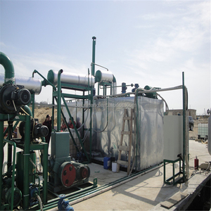 Black Oil Dirty Oil Series Renewing&Recycling Equipment for All Kinds of Waste Oil Regeneration