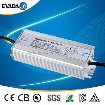 24 Volt Ac Dc Led Driver 12-200w Led Transformer 120w With Great ...
