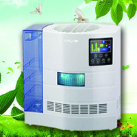 air cleaner machine combined with humidifier home use air purifier