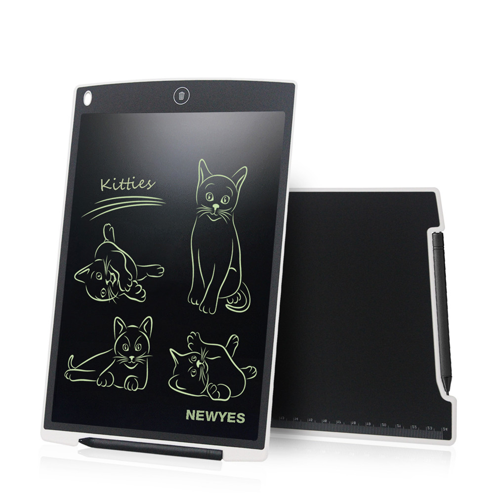 12 inch Educational Toys Paperless Rewritable Drawing Lcd Writing Tablet
