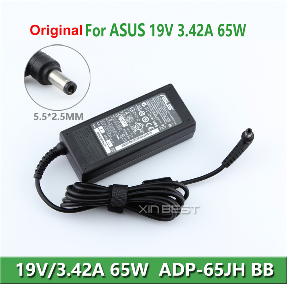 Wholesale Laptop Charger, Laptop Chargers For ASUS 65W 19V 3.42A