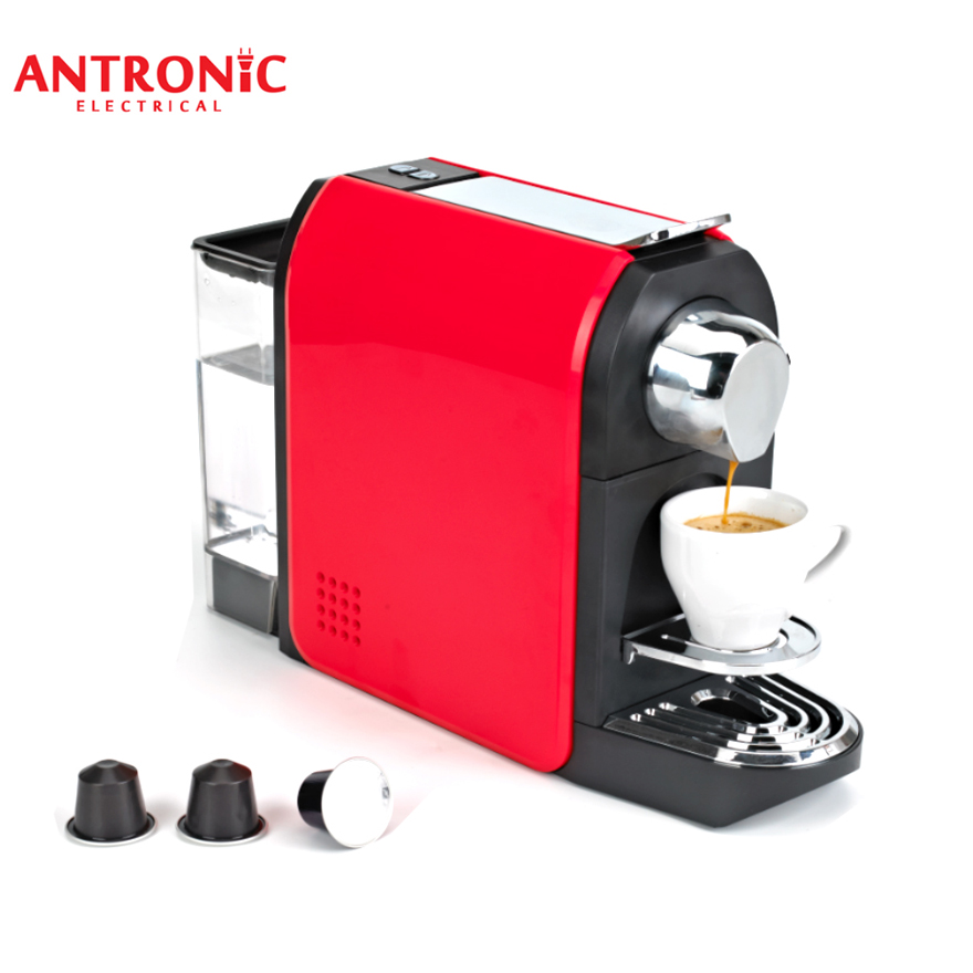ANTRONIC high quality popular automatic <strong>nespresso</strong> portable <strong>coffee</strong> maker