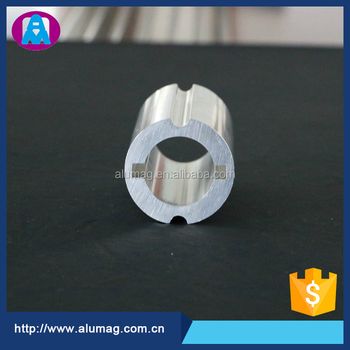 Taiwan OEM factory 6061 aluminum alloy hollow section