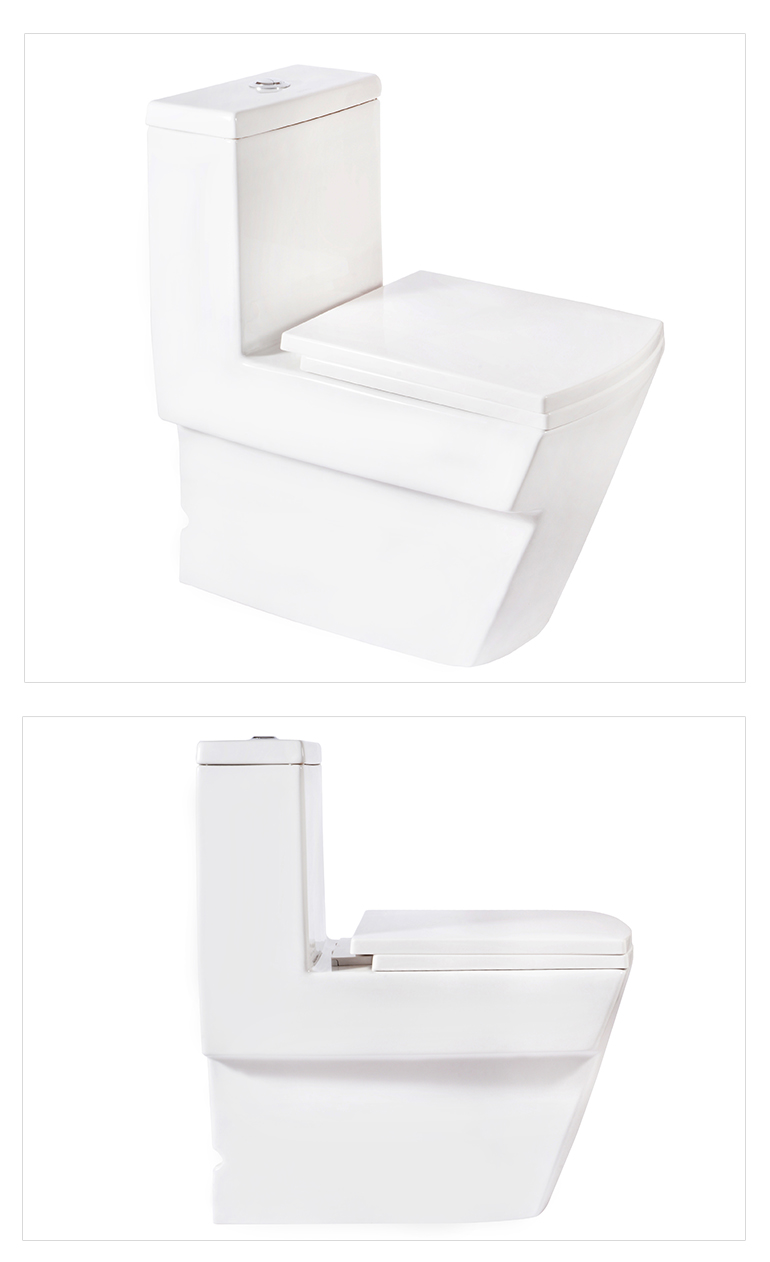 washdown sanitary black one piece colour toilet wc from factory