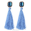 SWTYC1285 factory china tassel for jewelry New design of jewel Earrings earrings for women
